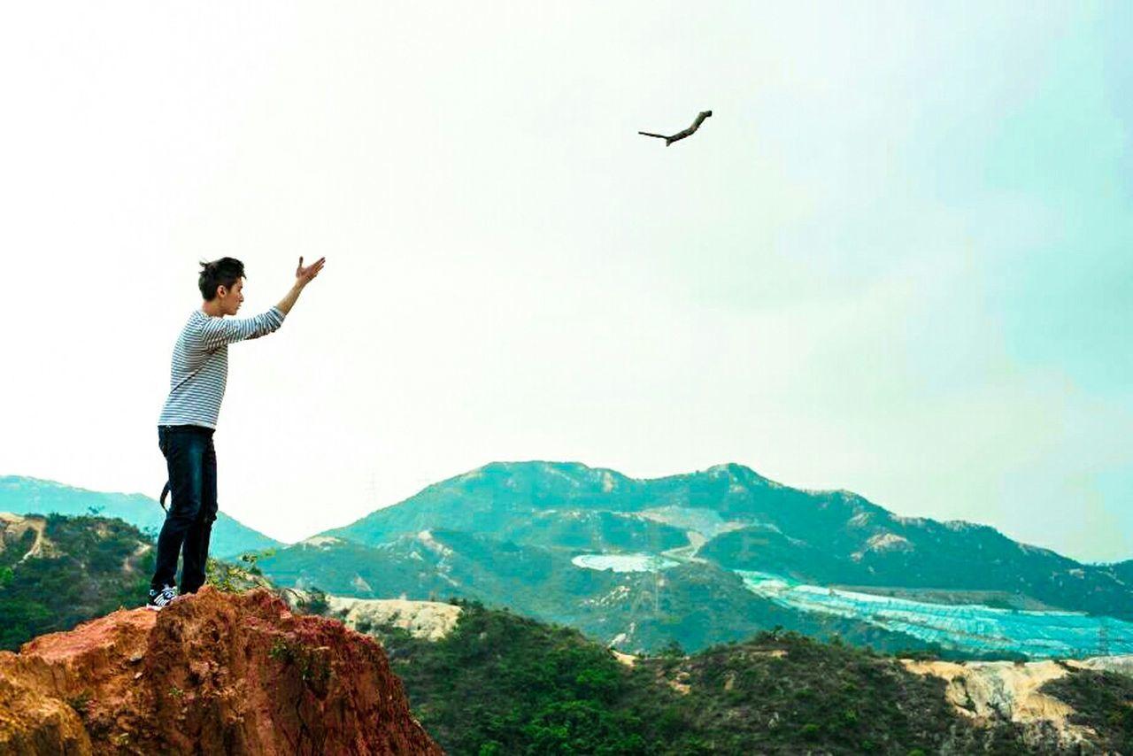 Explore HK: Miss me? I just lazy to uploading photos~ Hiking EyeEm Best Shots EyeEm Nature Lover Throw Sigma35mm Enjoying The View Enjoying Life The Great Outdoors - 2015 EyeEm Awards Explore Hk Capture The Moment