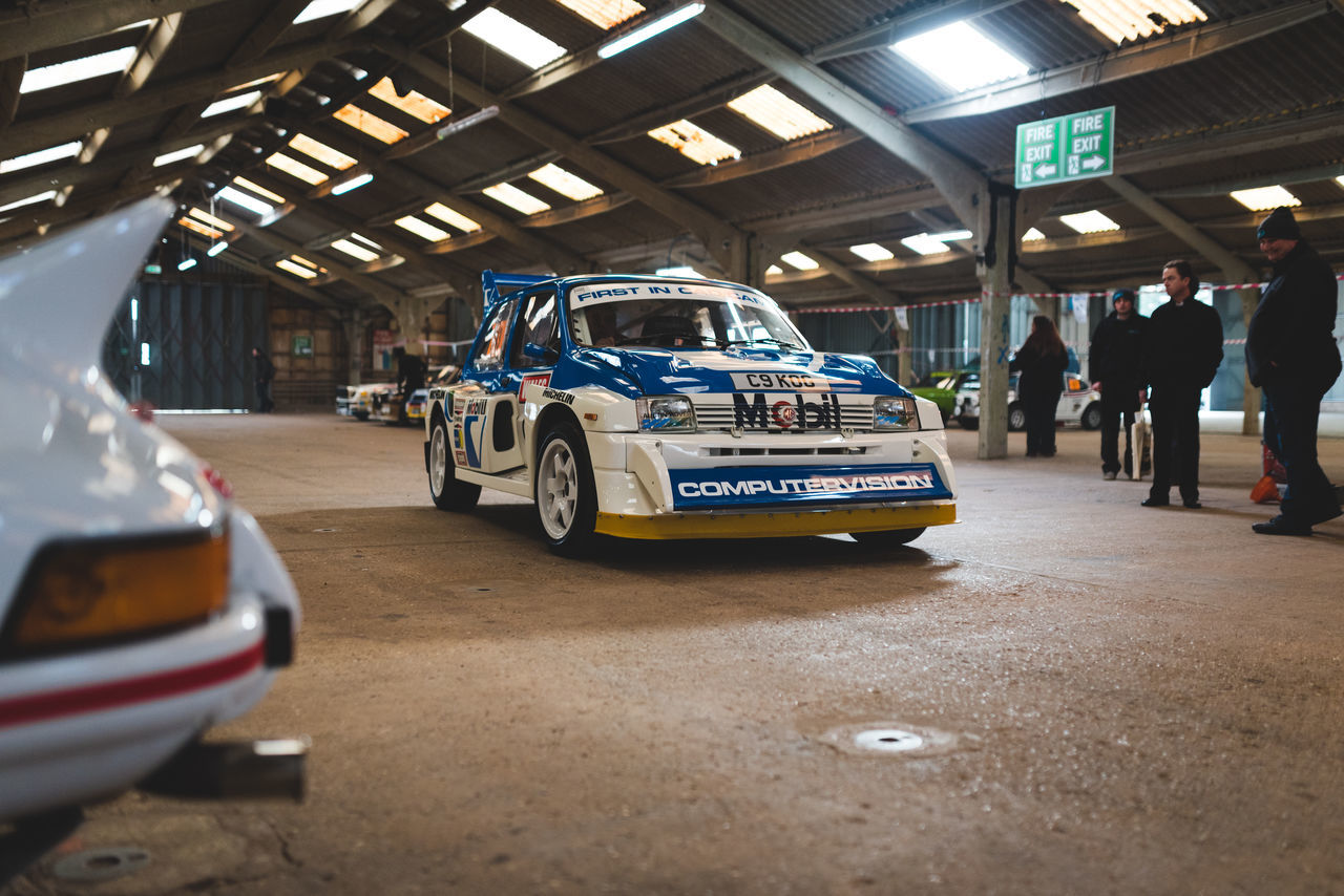 Historic Rallying at Stoneleigh Park 6R4 Car Show Classic Classic Car Day Historic Racing Historic Rally Metro Metro 6r4 Race Race Driver Rally Rally Car Need For Speed