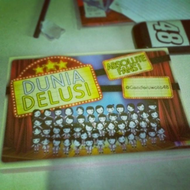 Setelah ga jajan beberapa hari, akhirnya keturutan beli buku ini :) DuniaDelusi2 Wots Jomblos cc: @Genderuwota48