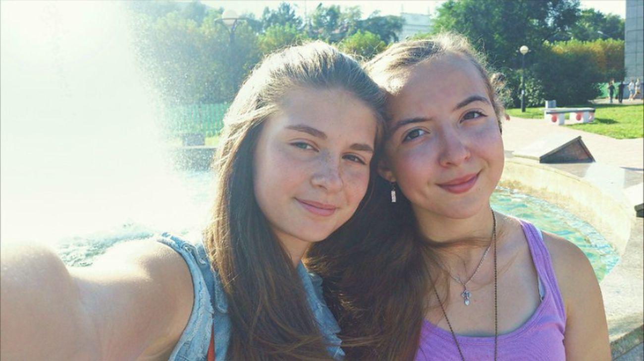 подружки лето2014 Summer