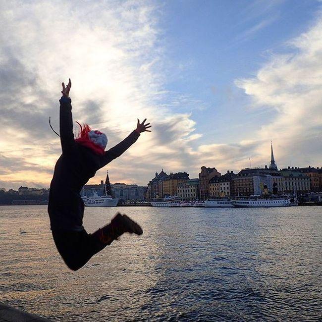 Stockholm Sweden Sverige Capitalofscandinavia Wu_sweden Igscandinavia Ig_sweden Bestofscandinavia Bestofsweden Visitsweden Sportaddict Sightseeing Ilovesweden Ilovewinter Mylifemyadventure Livelifetothefullest Loves_scandinavia Loves_sweden Ig_neverstopexploring Lifeisgood Keeponsmiling Jump Decemberphotochallenge Fairytale  Feelslikesummer whatamorning StoCkhoLM➡i LovE yOu 💙❄💙❄💙❄