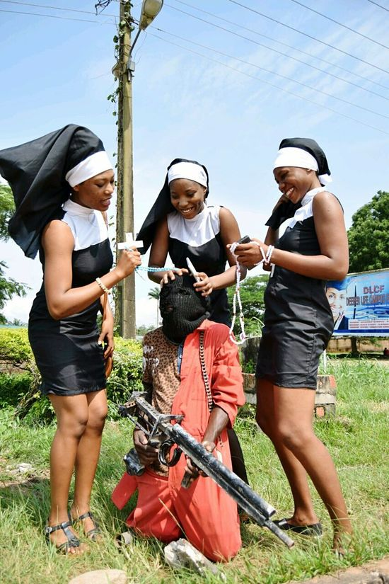 Eyeemphoto Terrorist Sisters Check This Out Deliverance