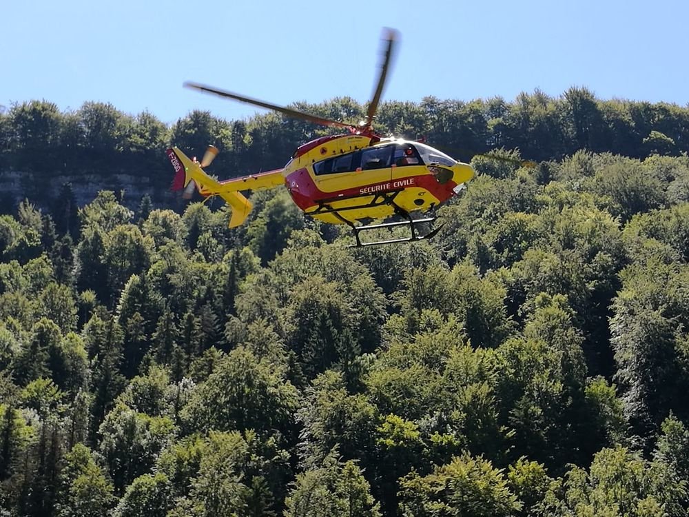 Helicopter Helicopter Emergency Medical Service Ec145