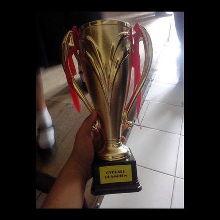 bahala'g 3rd runner up ra sa chant bsta kei over all champion name sa intrams :) Champion Freshmen Intramurals2014