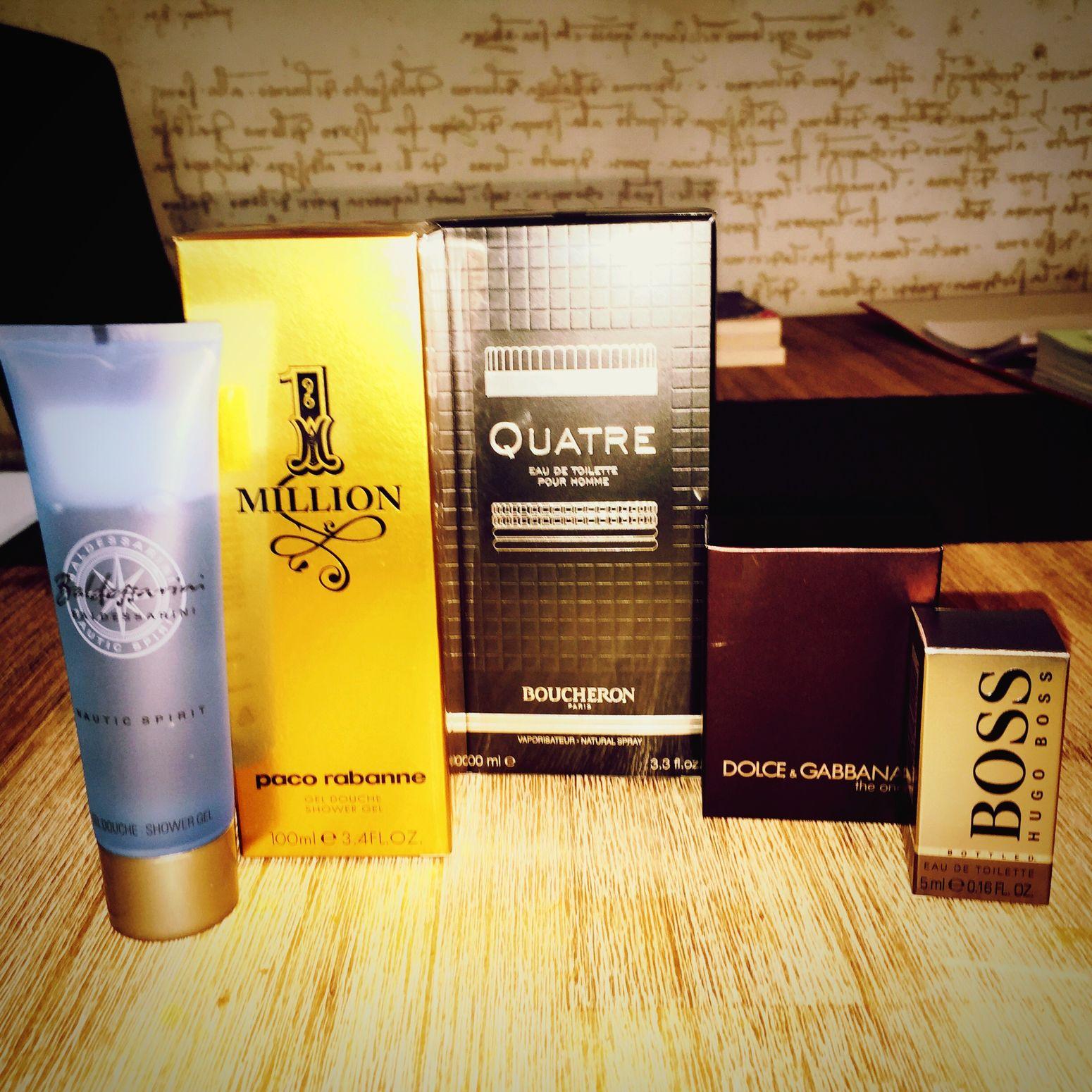 Check This Out Shopping Parfum Enjoying Life Quatre 1million