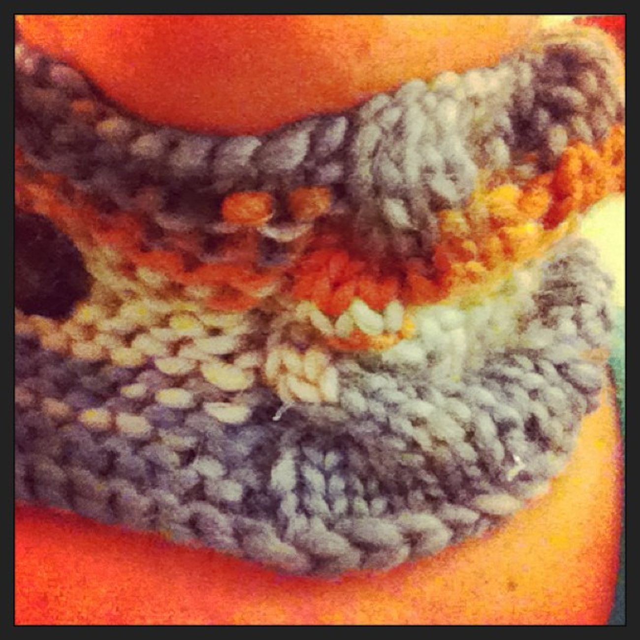 Another finished #neckwarmer #knitting #knittingfrenzy Knitting Knittingfrenzy Neckwarmer