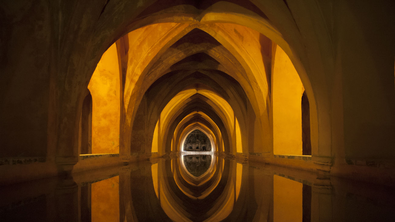 Alcazar Alcazar De Seville Architecture Beautiful Built Structure History