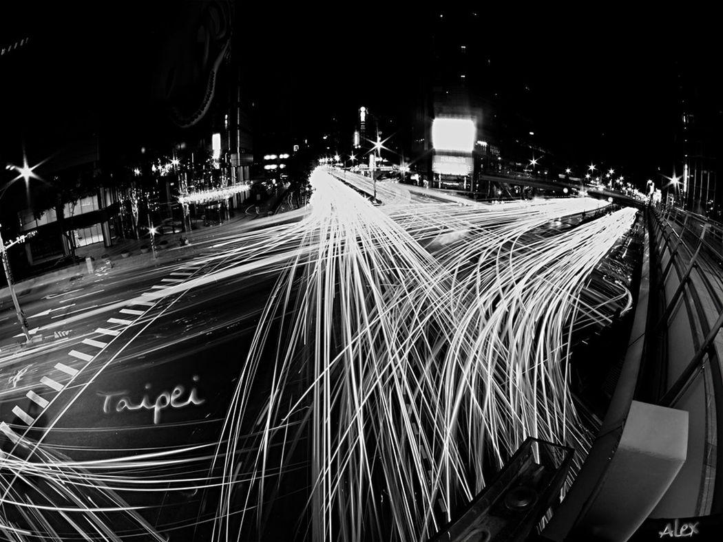 Taking Photos Lines&Design Night Lights Street Photography
