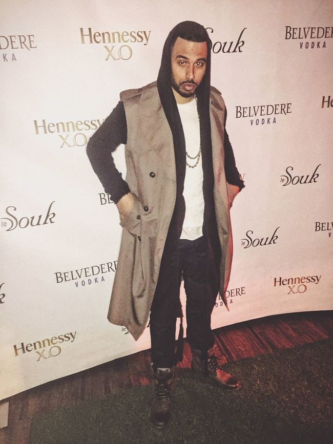 Self Portrait Styling Hennessy Event NYC On A Tuesday  Enjoying Life Chillin' Model Custom Atire Fashion Street Fashion Freshness Stylin Vip Hanging Out