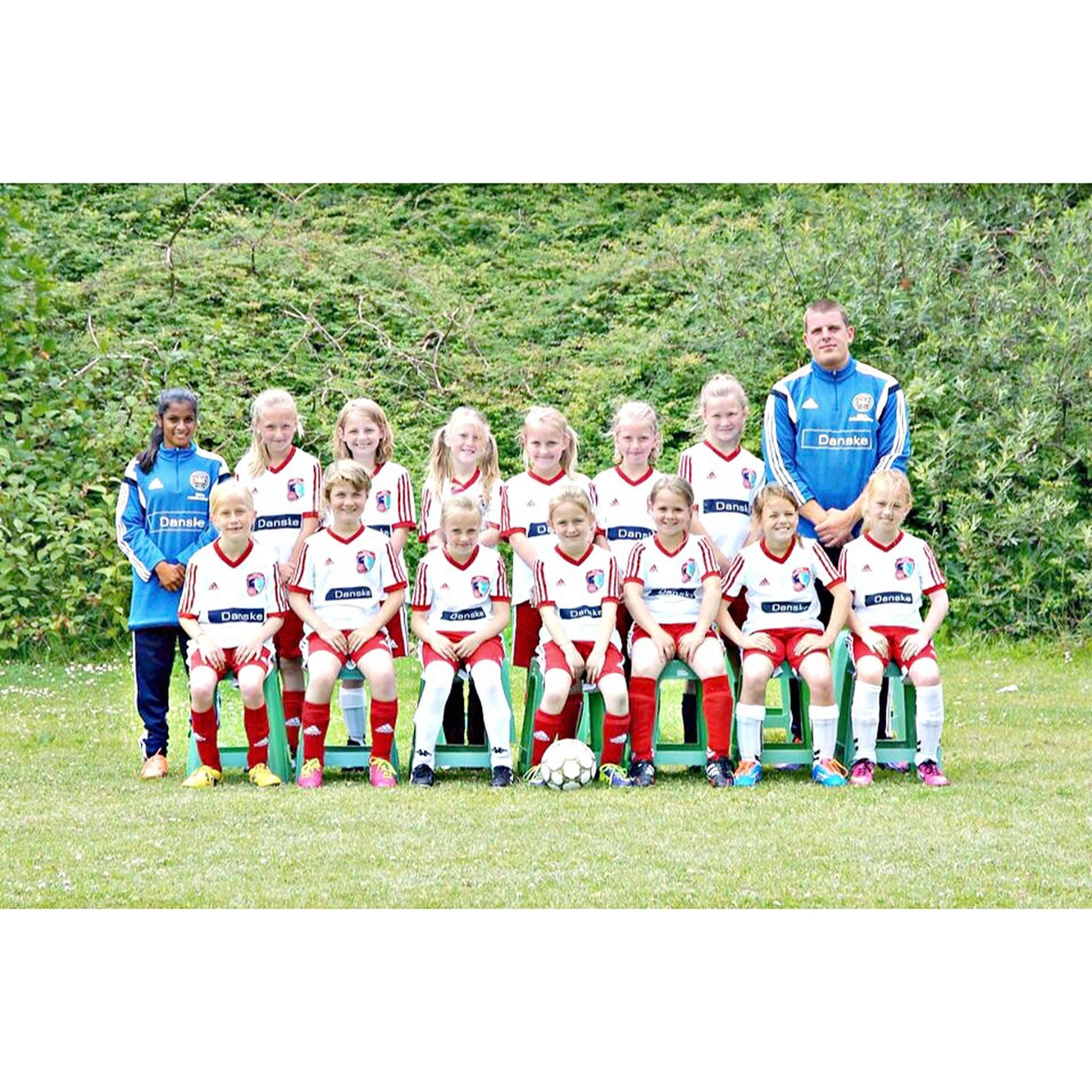 Skøn uge som træner for de dejligste piger på fodboldskolen :-))) Enjoying Life Fodboldskole Soccerschool Denmark