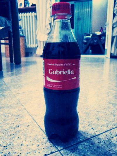 Gabriella Coca Cola