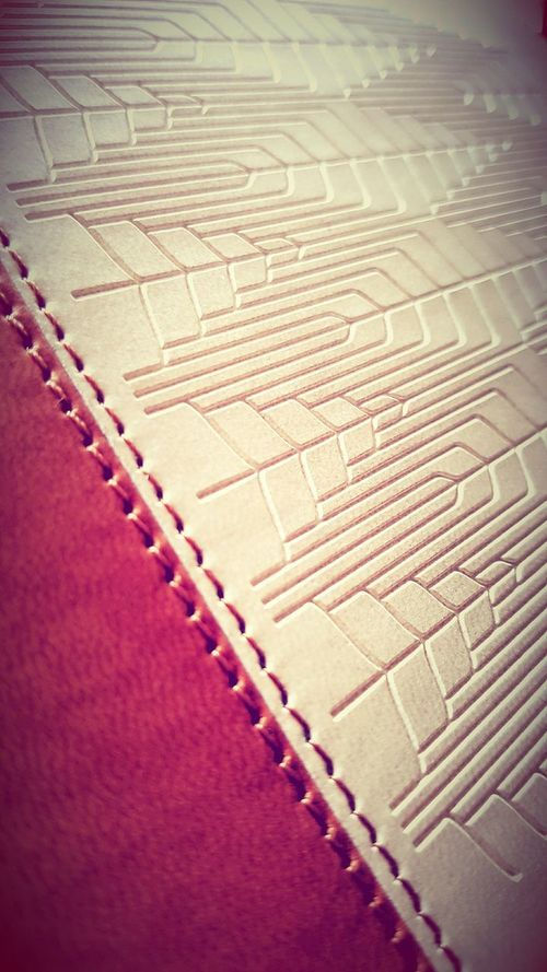 Pattern Full Frame Textured  Close-up No People Abstract Backgrounds Textured Background Leather Material Cream Colour Brown Colour Seam