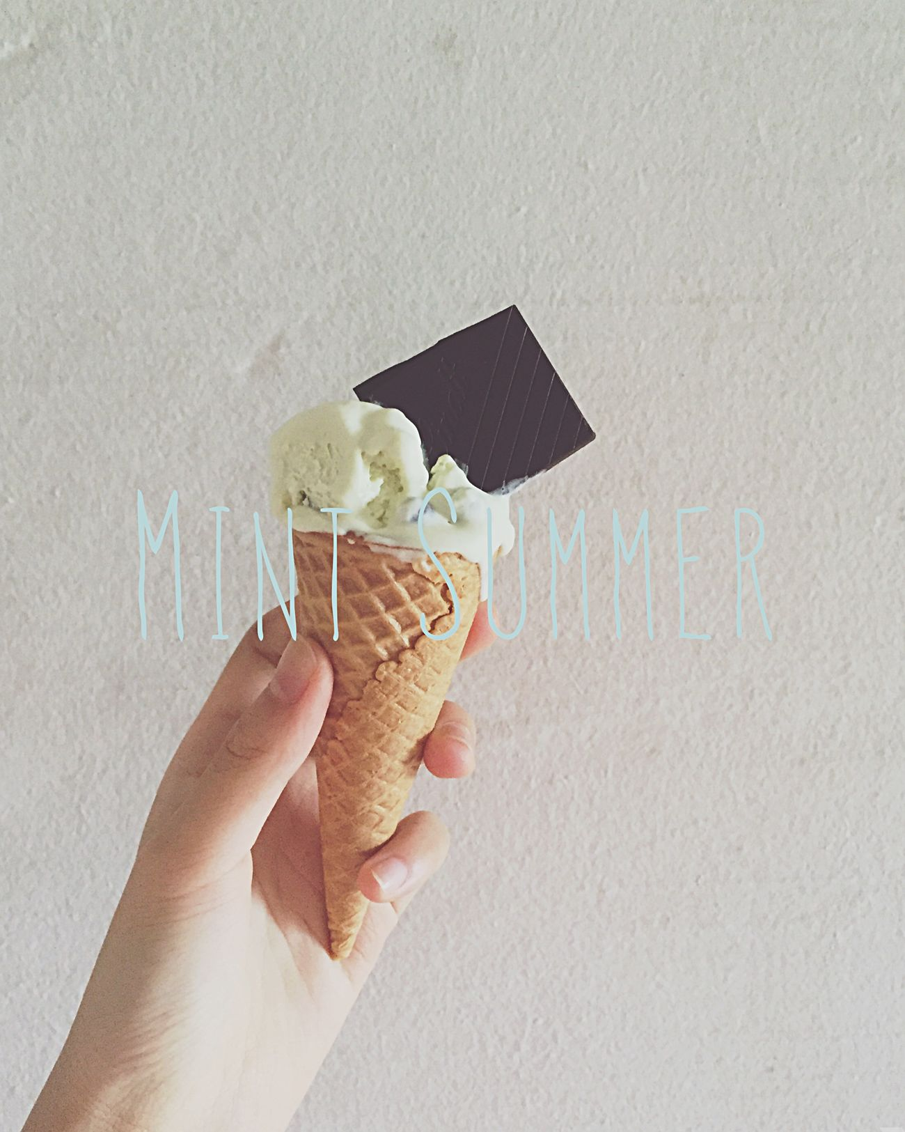 Mintpepper choco ice cream Taking Photos Handmadewithlove Time For Dessert! Relaxing