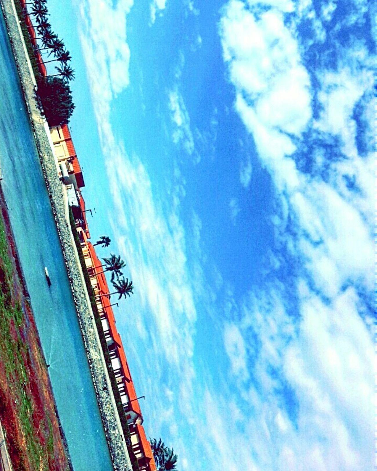 صباح_الغيوم Sweet Moments كلنا_مصورون Sea And Sky بحر_جدة 💙