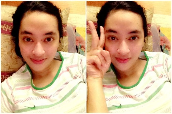 My life is simple , natural is beauty . Peace yawww ✌️?