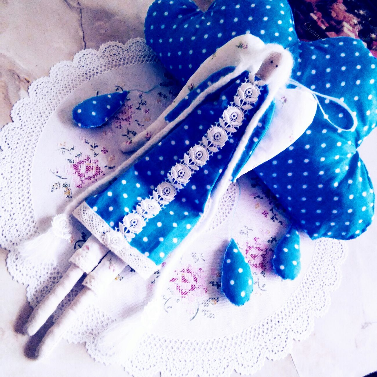 вдохновение Handmade ручная_работа тильда ангел