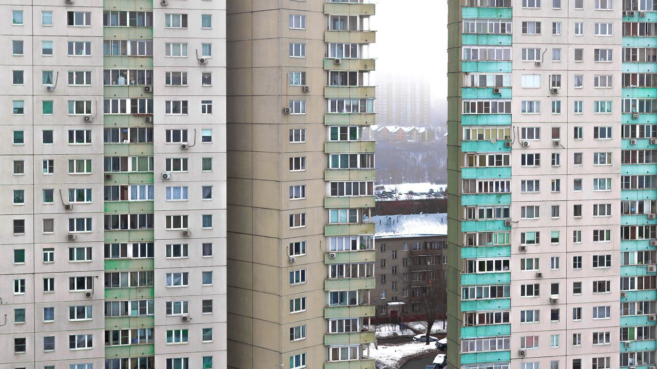 City Building Exterior Architecture Built Structure Skyscraper Apartment City Life Window Building Story Cityscape Outdoors Tall Day No People Downtown District Moscow Windows