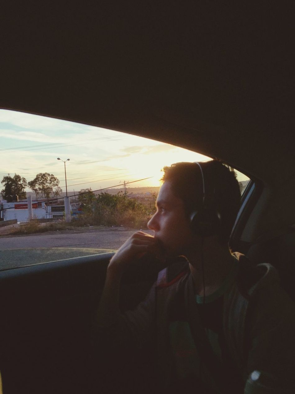 Portrait Of A Friend Soaking Up The Sun Enjoying The Sun First Eyeem Photo ProCamera - Shots Of The Year 2014