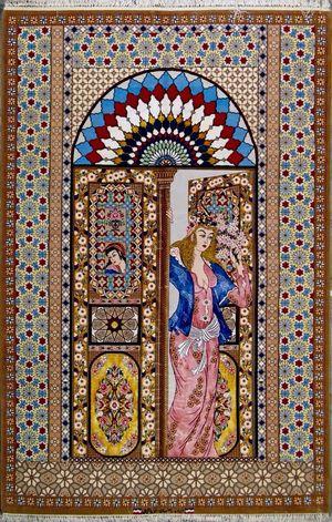 Iran Art Persian Carpet hand made Persian Carpet & Rug First Eyeem Photo EyeEm EyeEm Best Shots - Landscape EyeEmBestEdits ArtWork