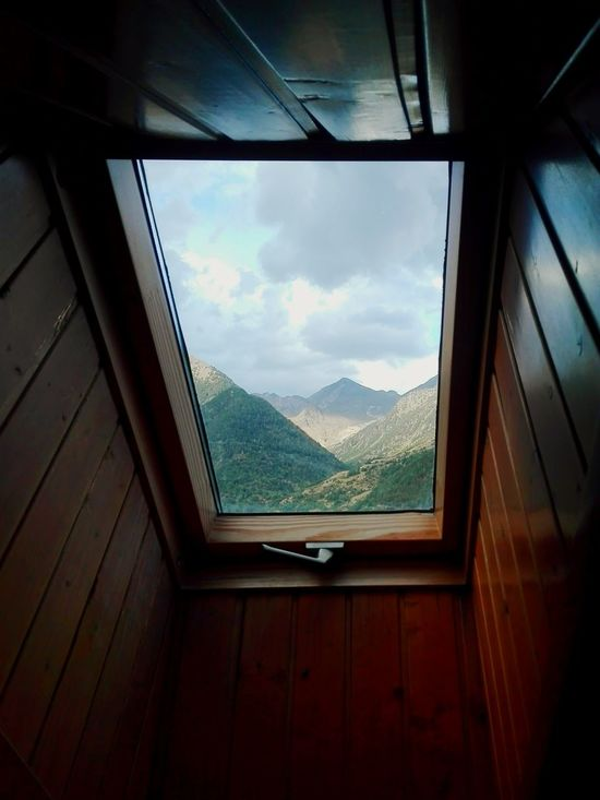 From My Window Pirineos Sallentdegallego Sallent De Gallego EyeEm Gallery Mountain View Check This Out