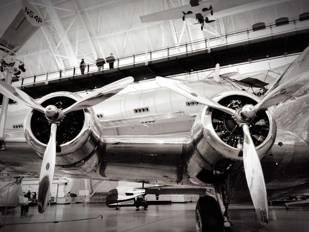 The Clipper Flying Cloud Boeing 307 Stratoliner Smithsonian Air And Space Museum Washington, D. C. Monochrome Photography Museum Famous Place Tourism Travel Destinations Transportation Travel History Follow4follow Close-upMetalliceller] metallAbstractaStill LifeiBlackandwhiteiFollowmewTaking PhotostSeeing The Sightshts Day No People