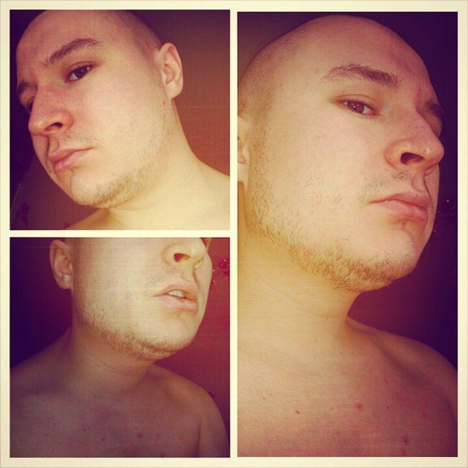 как думаешь мне пойдет борода?;) борода РаильАрдаширов карабасбарабас зима скоробудудедморозом скоробудусбородой