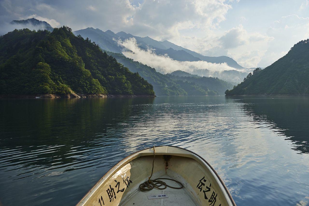 Beautiful stock photos of lake, Boat, Cloud, Day, Lake