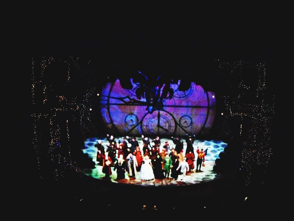 Wicked was amazing! I can't believe I had the opportunity to witness this. Truly, it's a once in a lifetime experience. Eyeem Philippines Wicked Enjoying Life The Story Behind The Picture