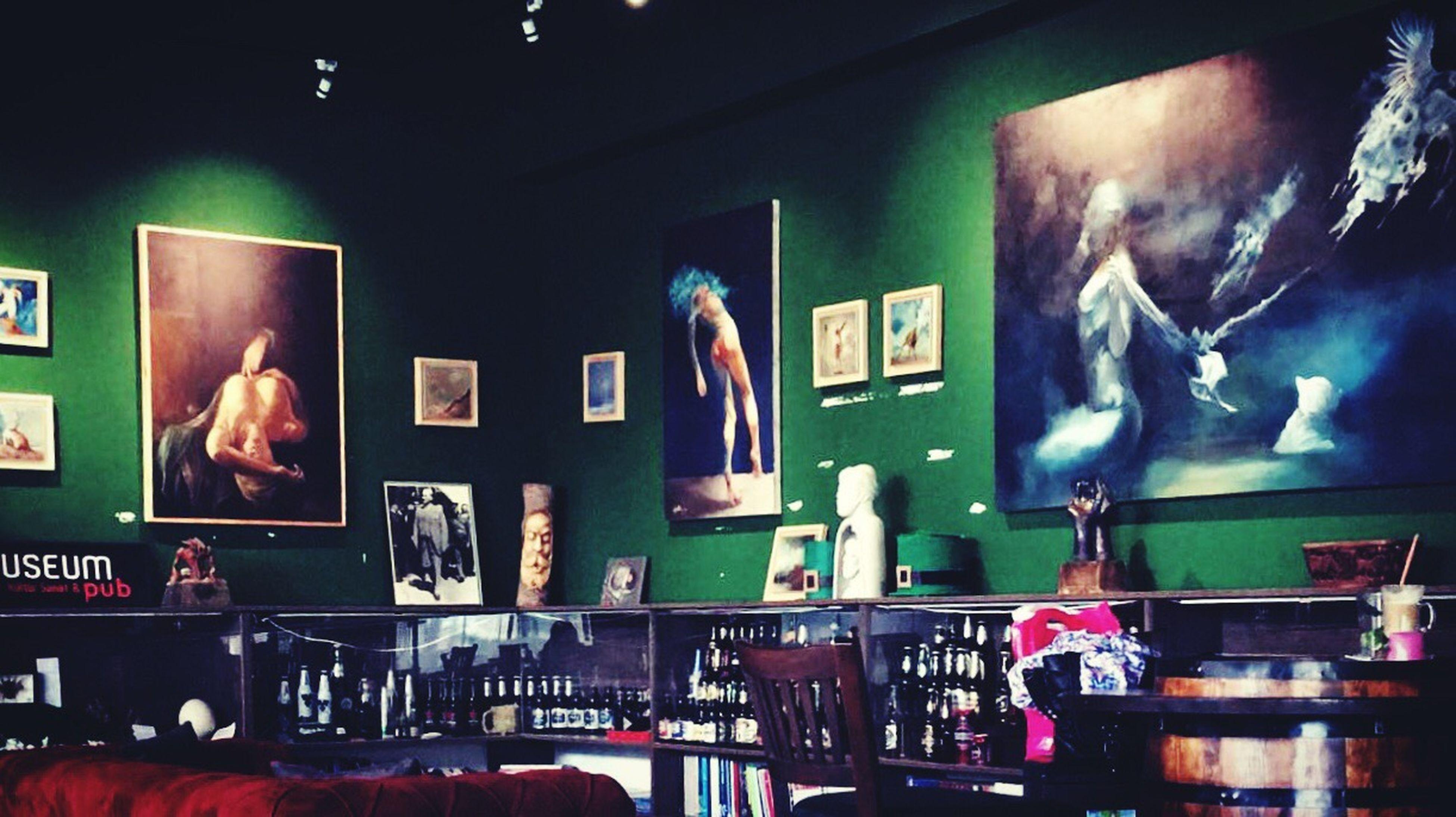 Museum Pub Bar Art ❤️ First Eyeem Photo