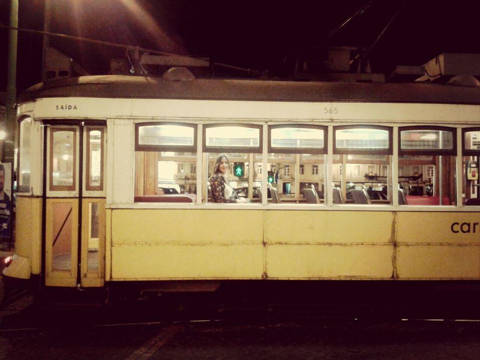 Tranvía Electrico Lisboa Lisboa