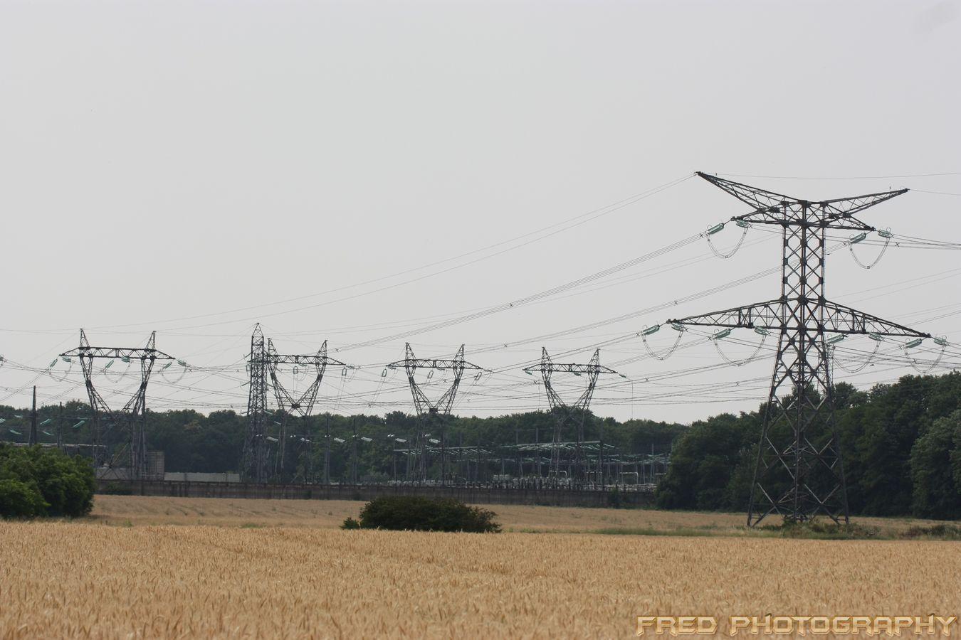 Pylonporn Power Lines Pylons Pylon