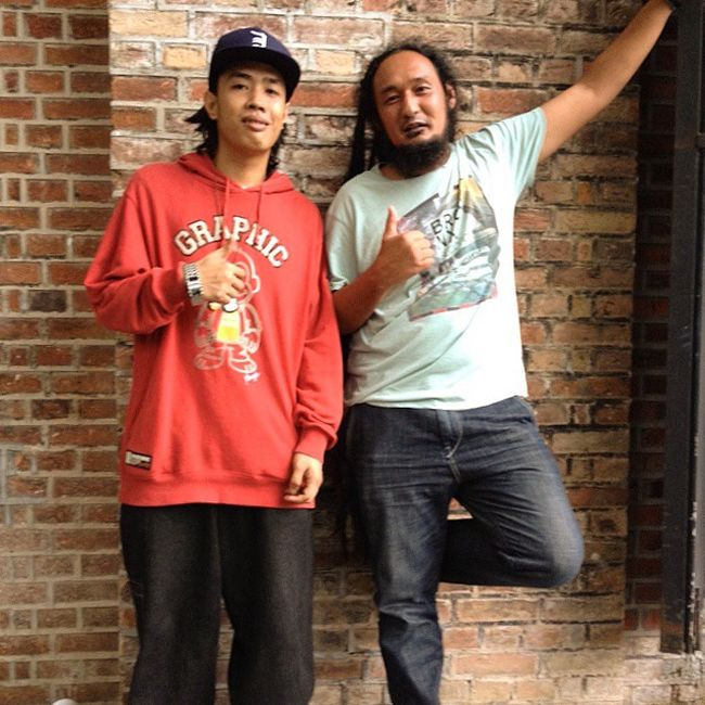 The man that responsible for my setup's sound. Abang Boy Rasta. Rastafarian FreakOnALeash ComposersSeries .