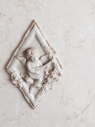 Design Decoration Vintage Cupid Cupid On The Wall Agents Of Love