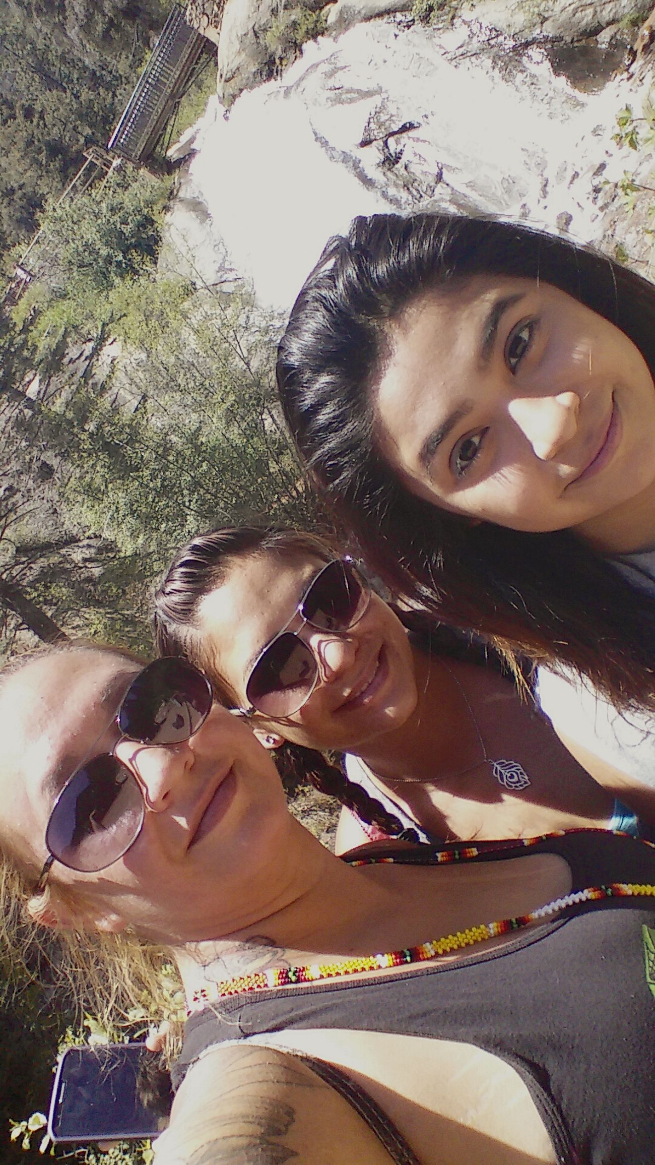 Colorado Mountians Helen Hunt Falls Family❤ Enjoying Life