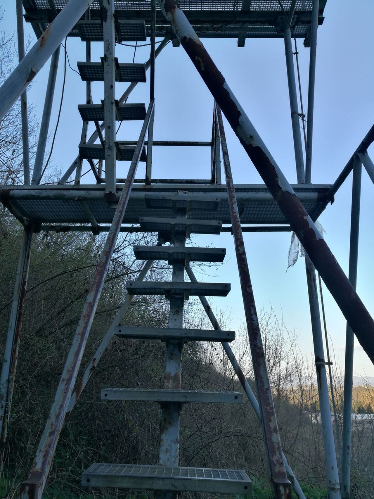 Absolutely safe to climb on :) No People Sky Outdoors Day Huawei P9 Leica Leica Dual Camera Leicaphotography Huaweip9photos HuaweiP9shots Built Structure