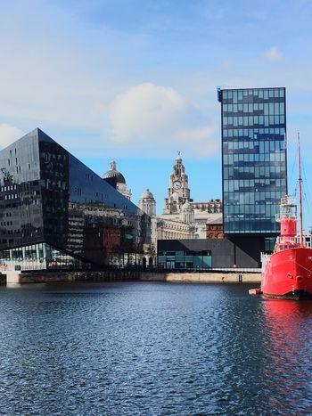 Architecture Waterfront City Liverpool Liverpool Waterfront Albert Docks Water First Eyeem Photo