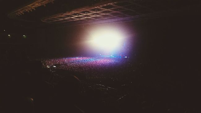 When you find Peace Of Mind with Open Heart My Favorite  Slipknot Concert Band 30.01.2016 thank you for My Birthday