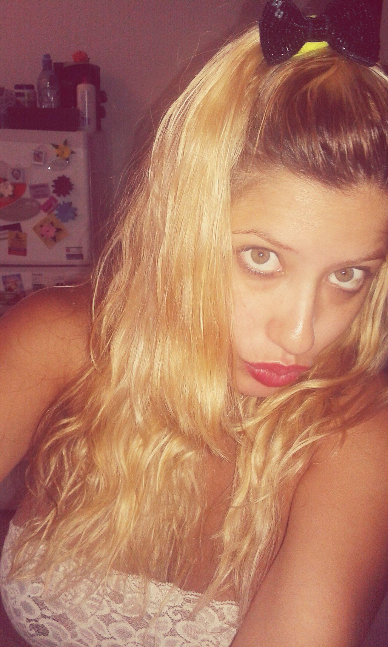 Blonde =)