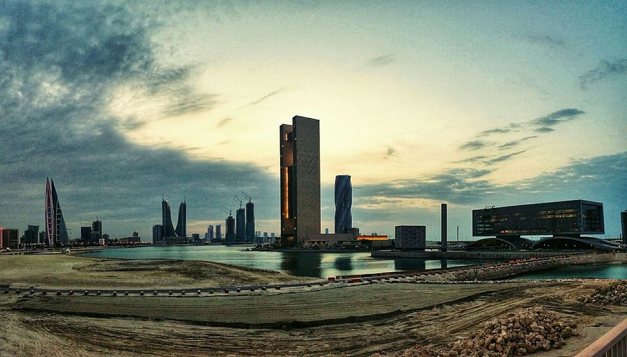 Bahrain Manama Buildings Architectureporn Lucidfire