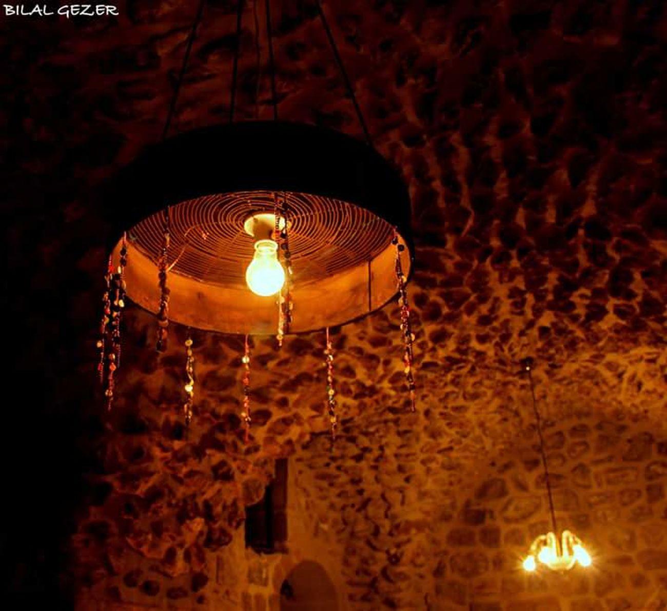 Illuminated Lighting Equipment Hanging No People Indoors  Night Architecture