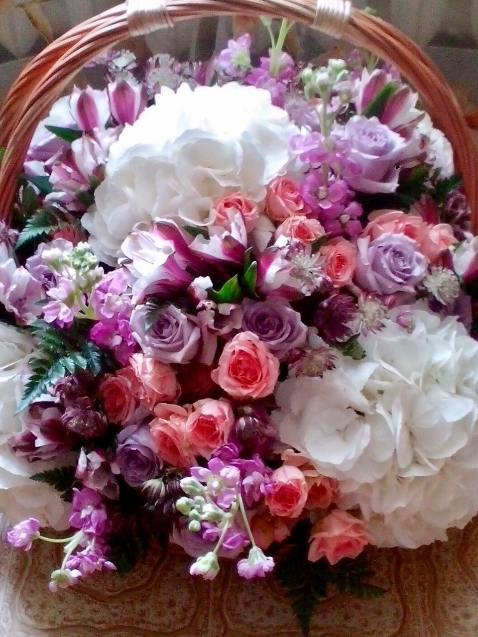 flower, rose - flower, bouquet, no people, wedding, celebration, pink color, beauty in nature, freshness, petal, fragility, indoors, nature, peony, flower head, close-up, day