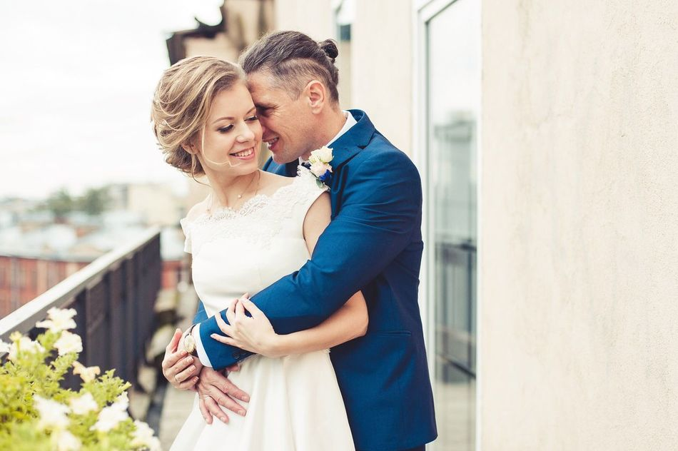 Beautiful stock photos of hochzeit, two people, love, togetherness, heterosexual couple