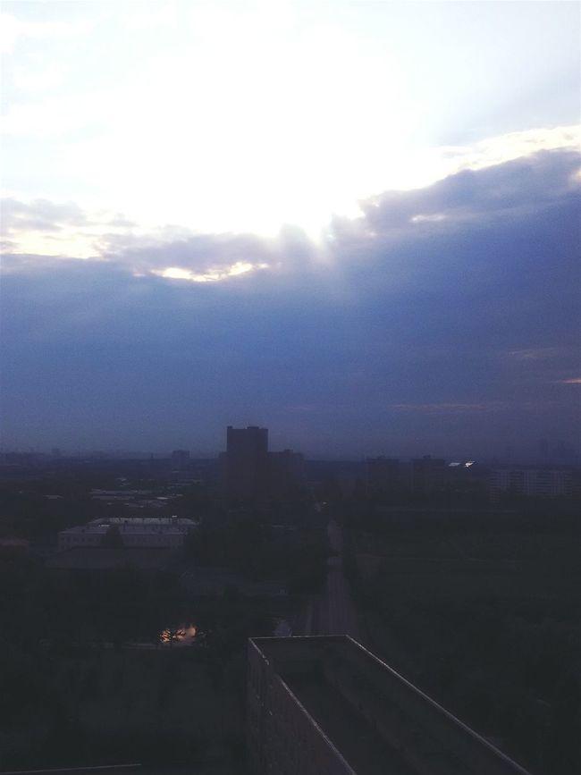 Urban, Life, Moscow, сао