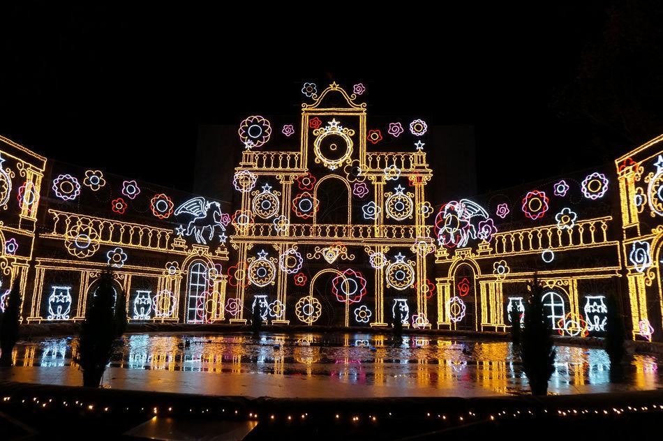 2014 Architecture Christmas Illmination Illumilion Light Sagamiko イルミネーション イルミリオン クリスマス 相模湖 相模湖イルミリオン