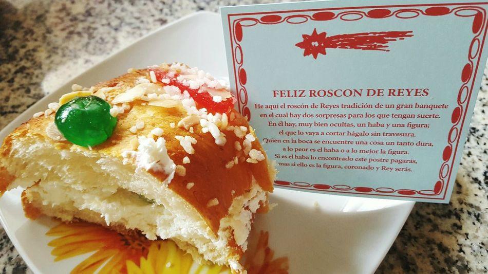 Holiday Desserts Roscondereyes Roscon Navidad Christmastime Breakfast España