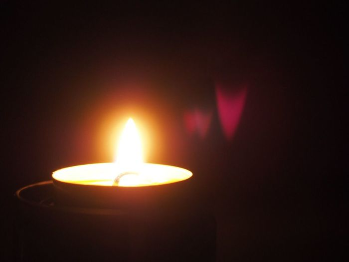 Candle Candlelight Power Outage Night Lights