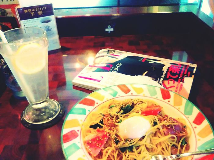 Food And Drink No People Day Lunch Time! Elle Magazine Neighborhood Neighborhood Map Table Drink Indoors  Food Freshness Drinking Glass Ready-to-eat