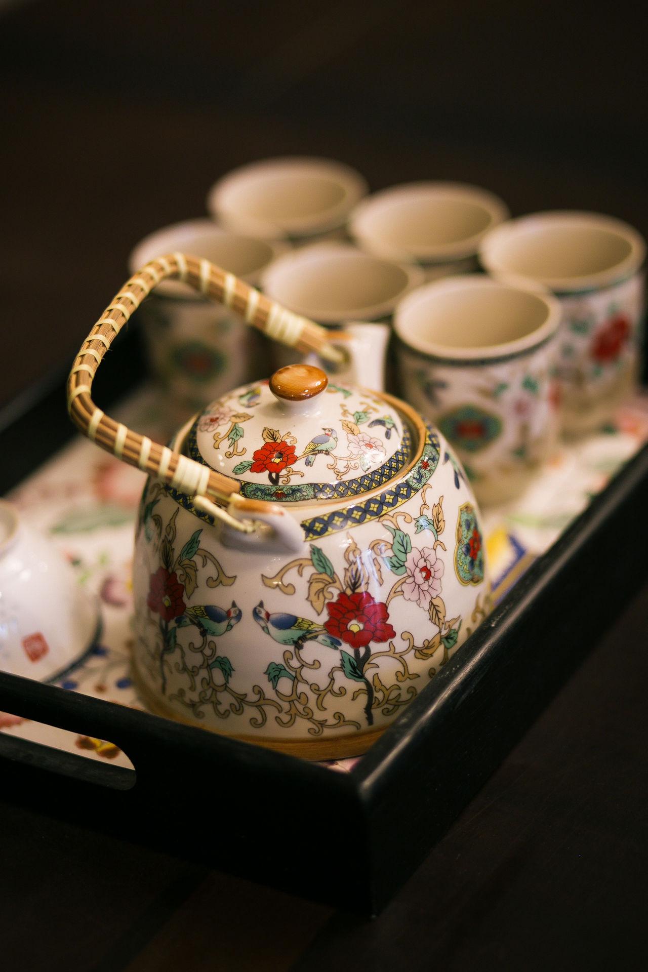 Arrangement Beautiful Day Drawing Drink Hightea Indoors  Lifestyles Tea TeaCup Textured  Unique
