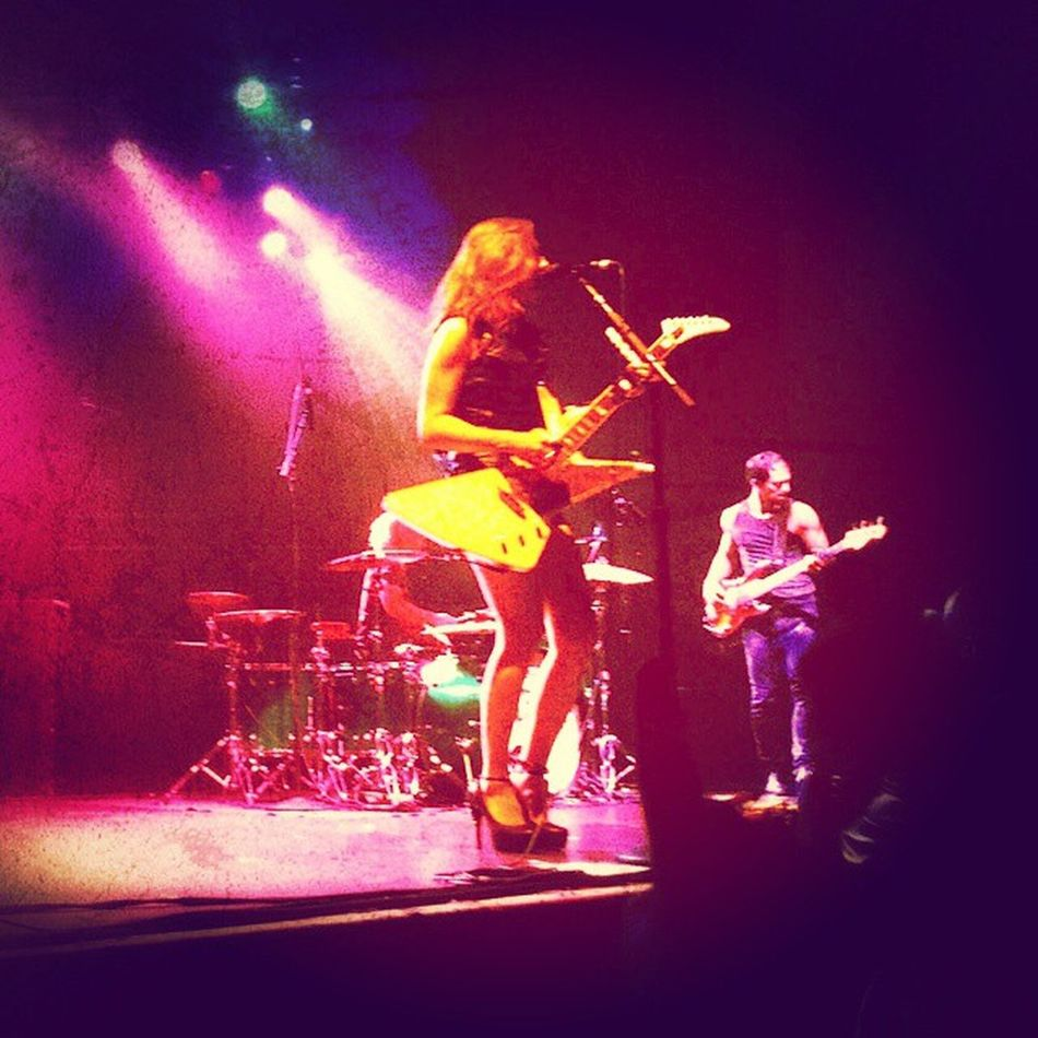 Halestorm Lzzy Hale Rock Live