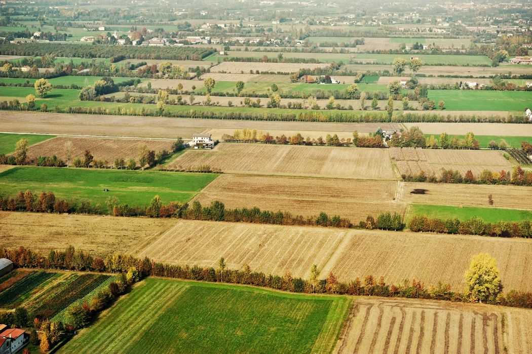 Pianura padana Pianurapadana Pianura Plain Plainlandscape Plainland Italy Italia Veneto Aerial Shot Aerial Photography Aerial View Agriculture Farming Cultivated Land Cultivated The Great Outdoors - 2016 EyeEm Awards